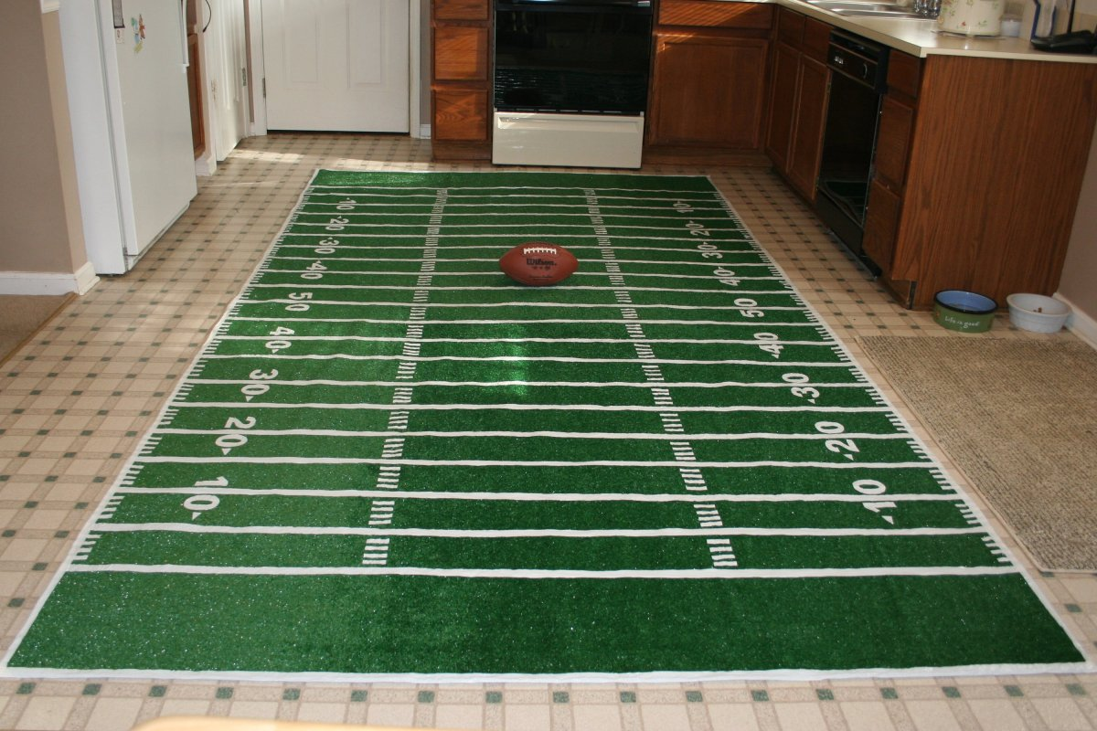 football field area rug – Nextag – Compare Prices Before you Buy