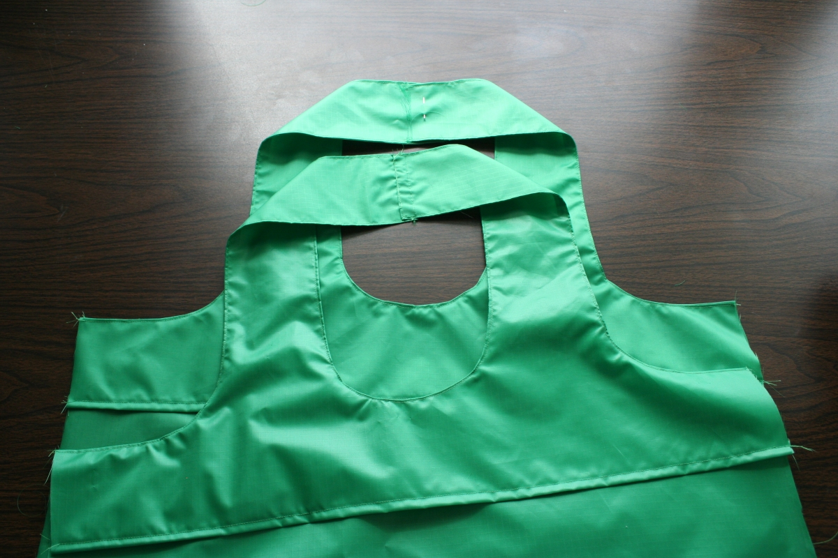 how to make reusable shopping bags