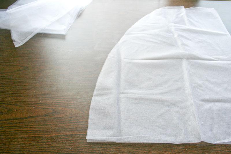 How To Make Wedding Veil – Skyranreborn