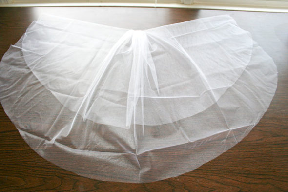 make your own wedding veil