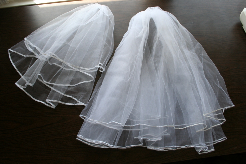 How to Make Wedding Veil
