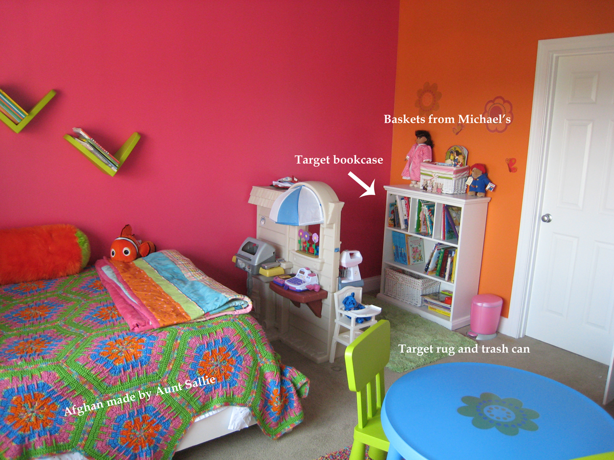 Home design toddler girl room for Toddler girl bedroom ideas