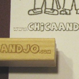 Order custom rubber stamps for personalization