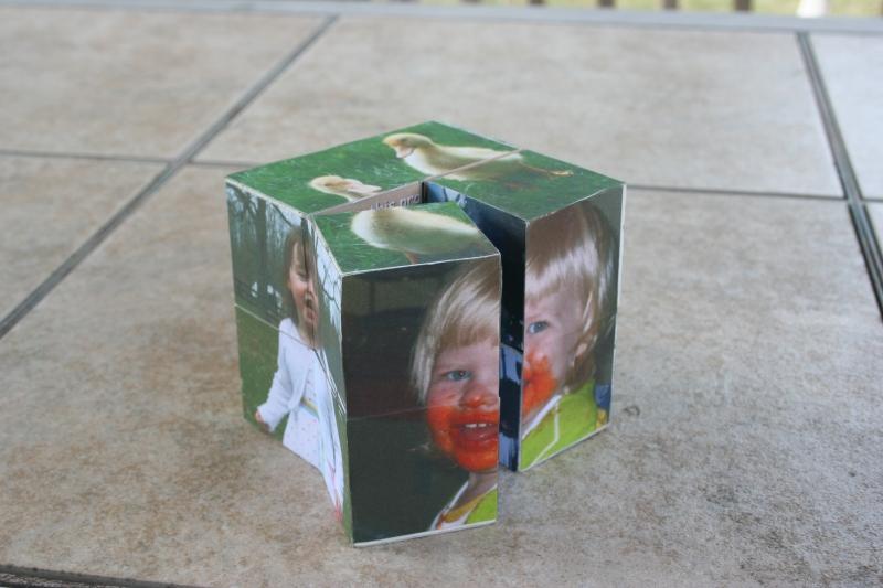 how to build a lego magic folding cube