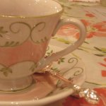 Hosting a tea party for a bridal shower