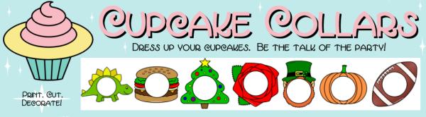 Cupcake Collars