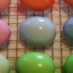 Easter egg dyeing tips