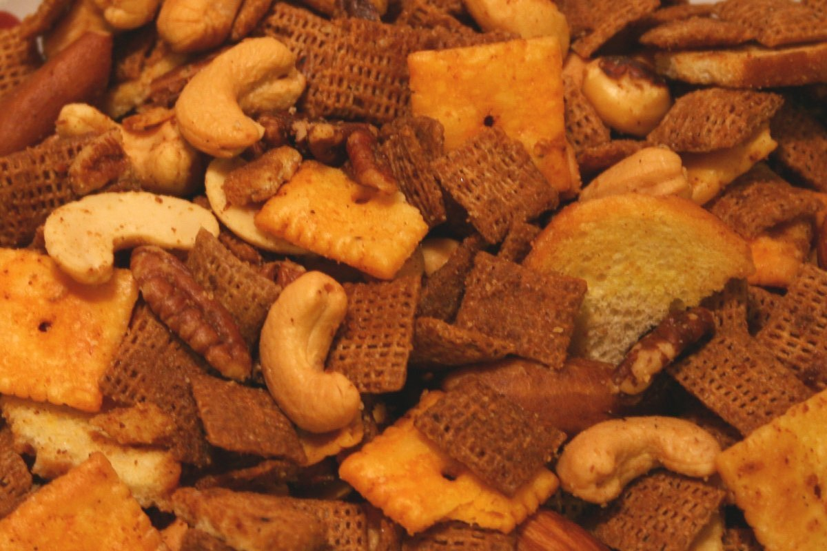 Chica's bold Chex Mix recipe | Chica and Jo