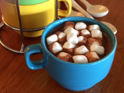 Jo's favorite hot chocolate recipe