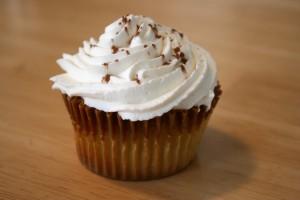 dulce de leche latte cupcakes