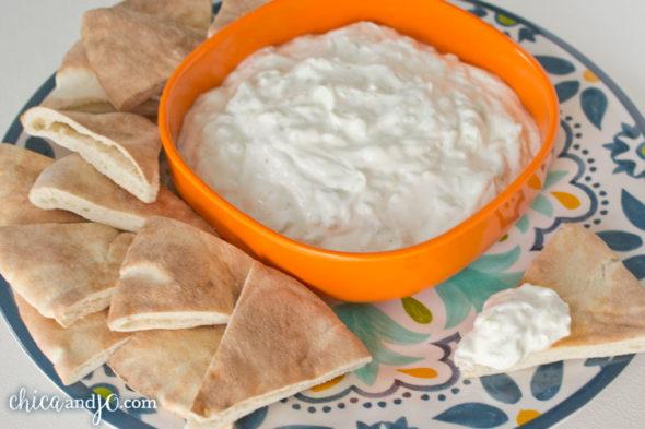 how to make greek tzatziki