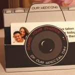 Photo sharing after a wedding or big event