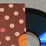 Make your own CD/DVD holders