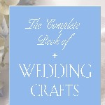 Feature Friday – Wedding crafts book