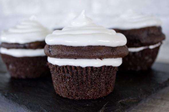 Marshmallow icing recipe
