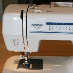Sewing 101: Lesson 1 — Finding your way around the machine