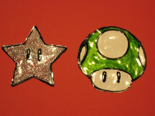 Super Mario Brothers party games