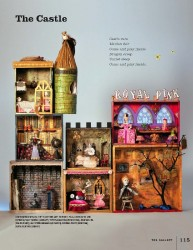 Mixed Media Dollhouses