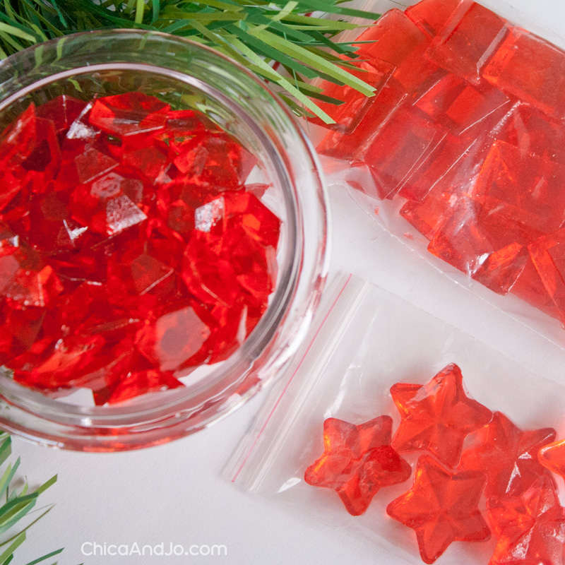 How to make hard candy jewels | Chica and Jo