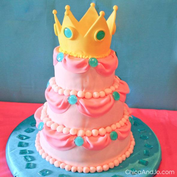 Sensational Princess Peach Birthday Cake Chica And Jo Personalised Birthday Cards Paralily Jamesorg