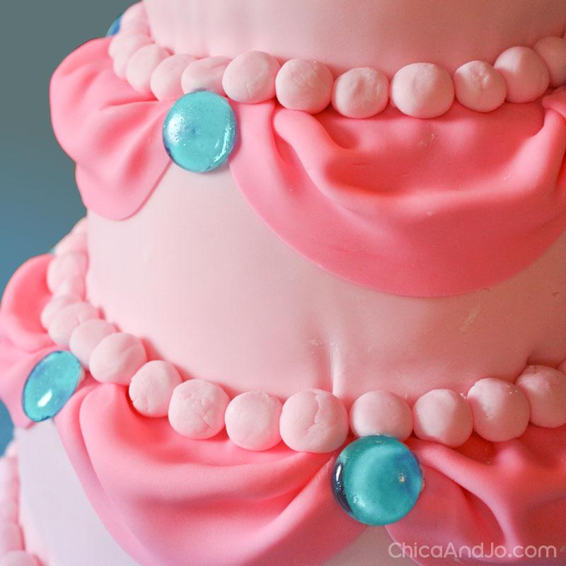 Terrific Princess Peach Birthday Cake Chica And Jo Personalised Birthday Cards Paralily Jamesorg