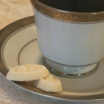 Vanilla sugar cubes for coffee