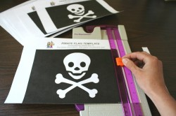 pirate jolly roger flag