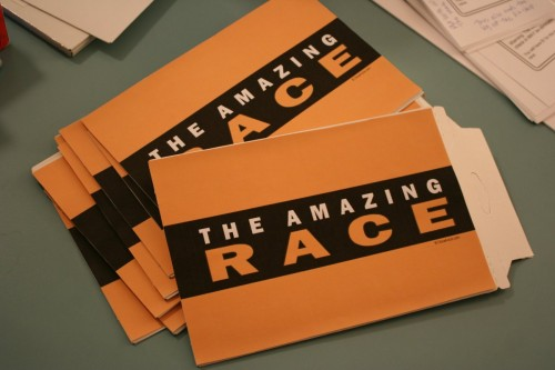 amazing race party