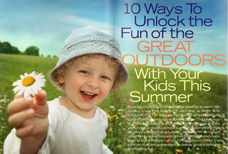 child magazine  articles