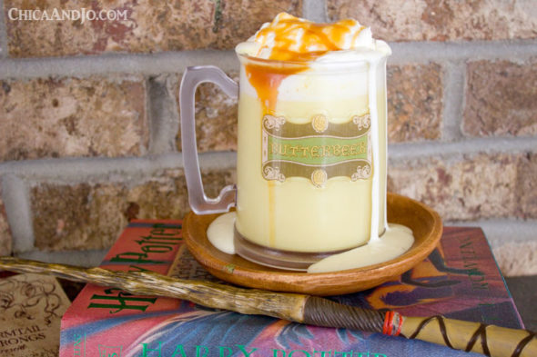 Hot Butterbeer recipe