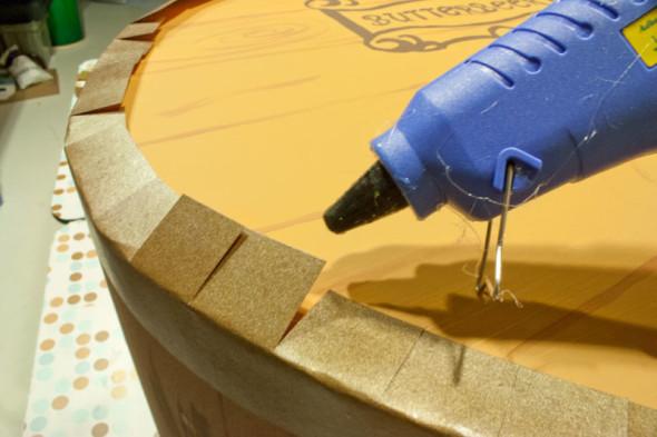 butterbeer dispenser barrel
