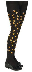 candy corn tights