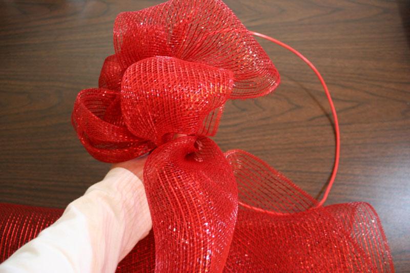 Mesh Wreath Craft Supplies