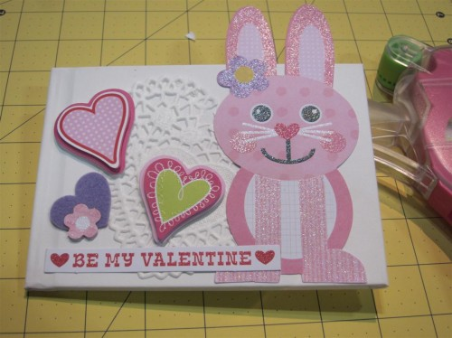 Valentine coupon books CHA