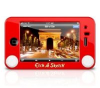 Etch-a-Sketch case for iPhone 3G