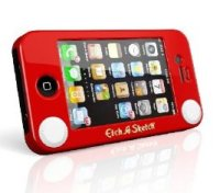 Etch-a-Sketch case for iPhone 4