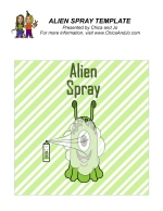 alien repellent spray