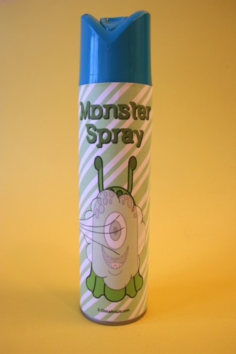 monster repellent spray