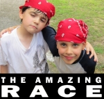 Amazing Race party for kids