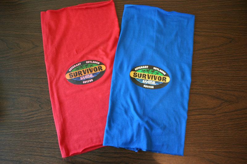 how to wear survivor buff
