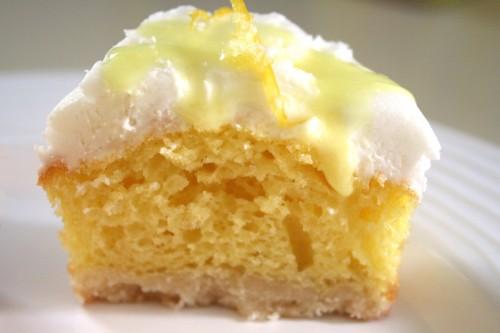 Girl Scout cookie cupcakes Lemonades