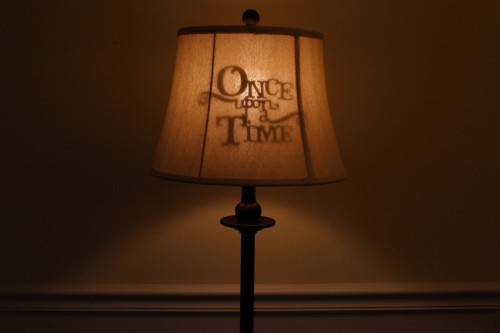 silhouette reading lamp