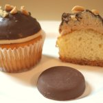 Girl Scout cookie cupcake recipe – Peanut Butter Patties