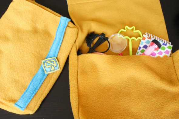 DIY Scooby Doo birthday party favors