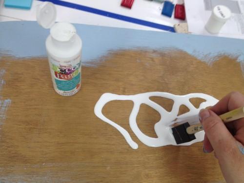 Picnic Basket Chalk Paint