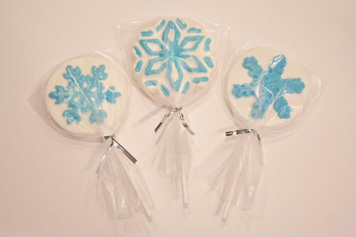 Candy Favors For Disney Frozen Party Chica And Jo