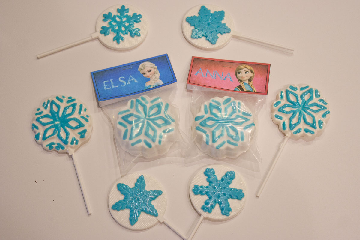 Frozen Party Souvenirs Party Invitations Ideas