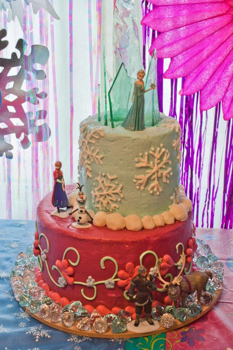 Chica Cake Topper
