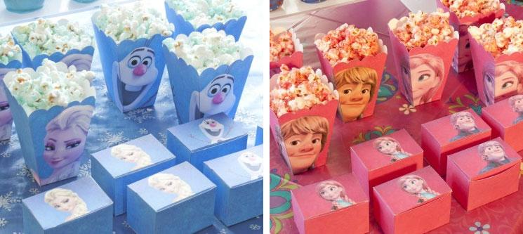 Disneys Frozen Birthday Party Ideas Chica And Jo