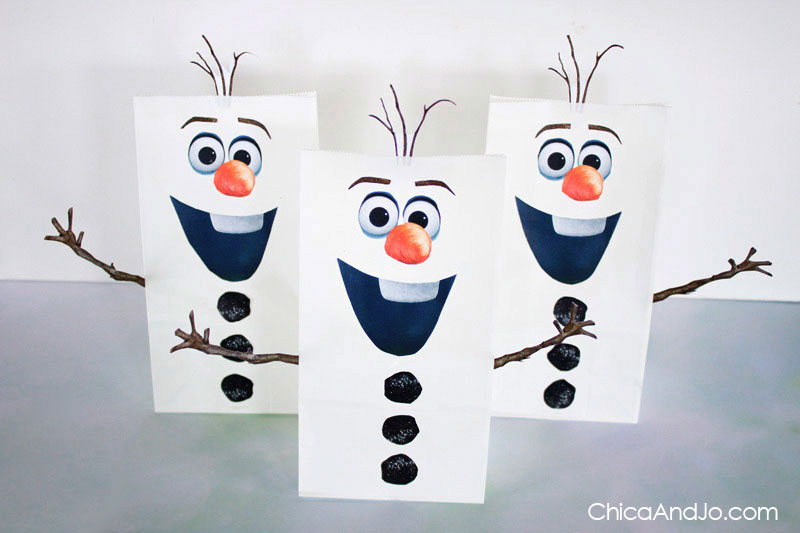 picture about Olaf Face Printable titled Disneys Frozen birthday occasion Plans Chica and Jo